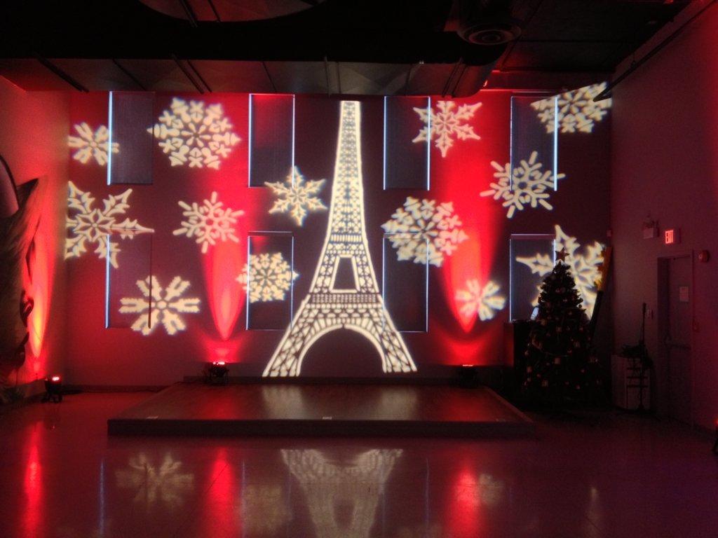 Eiffel gobo and snowflakes (FILEminimizer)