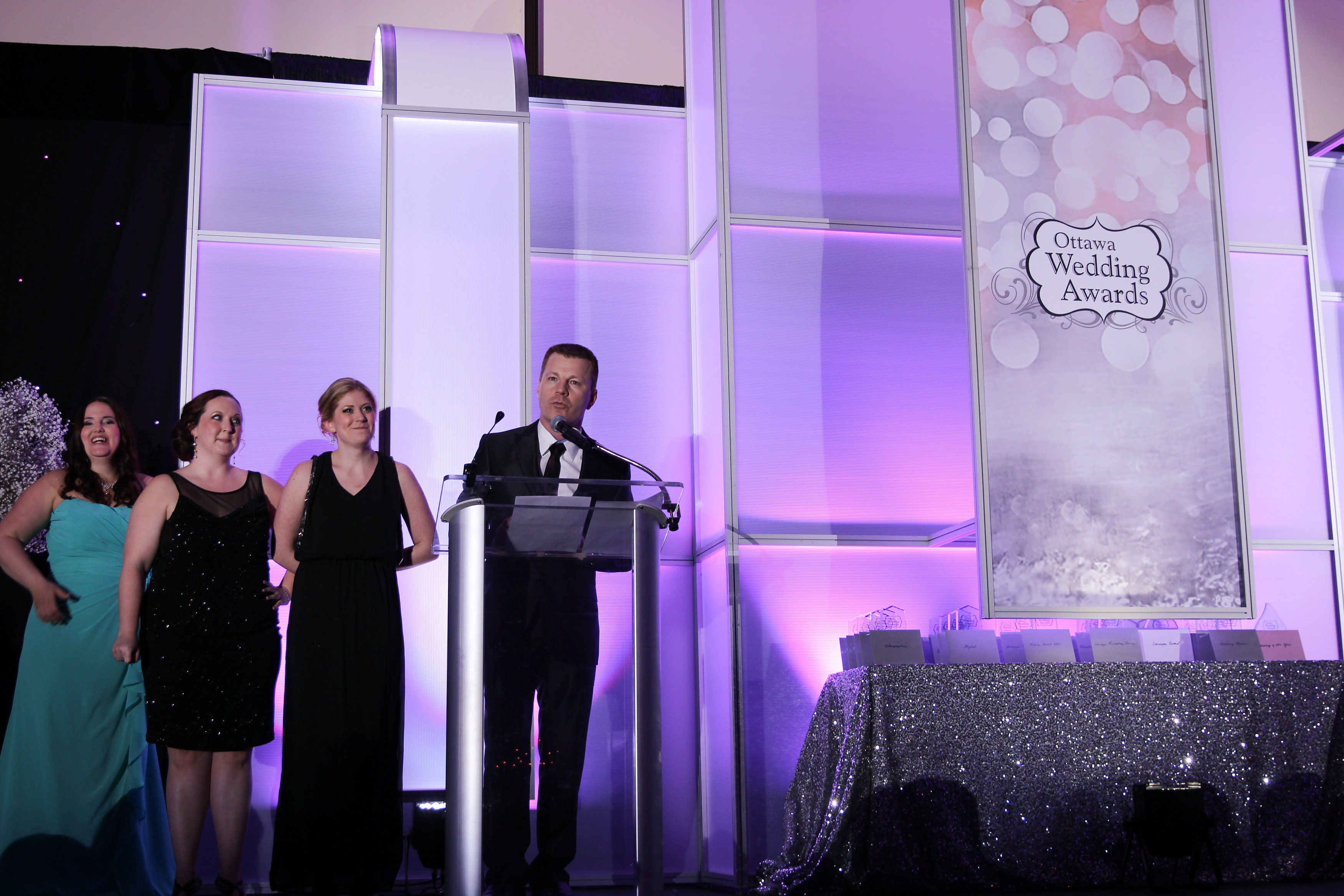 2nd Ottawa Wedding Awards