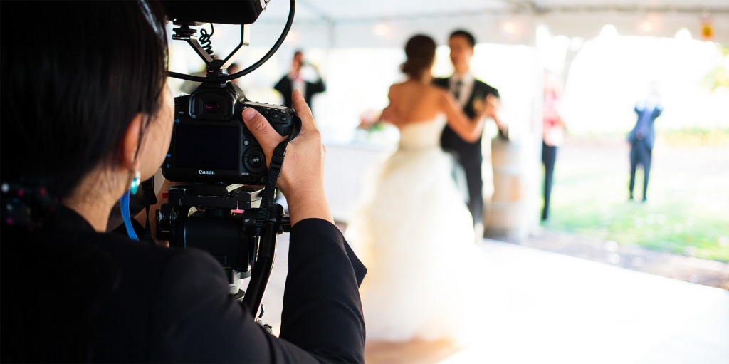 3 ways to video your wedding