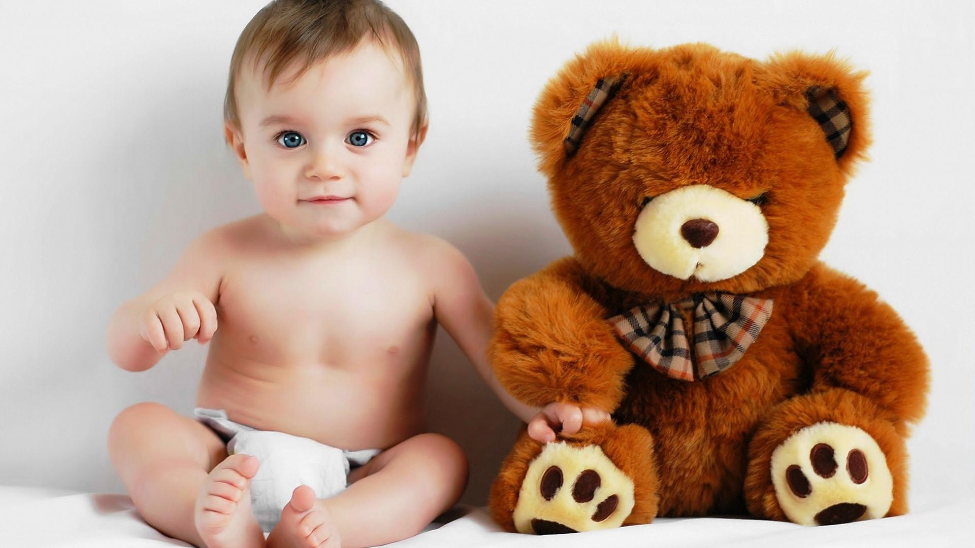 Cute Baby Images Hd Wallpaper 3d Quality Entertainment
