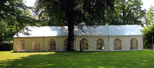 Light Up your Celebration Tent in Style & Light Up your Celebration Tent in Style - Quality Entertainment